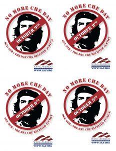 No More Che 4 up