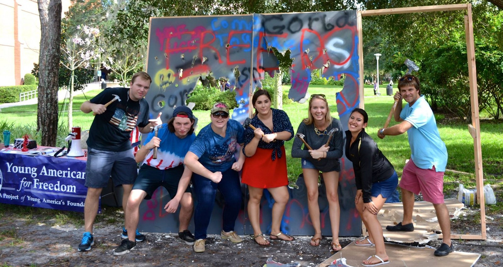<strong> Young Americans for Freedom </strong>