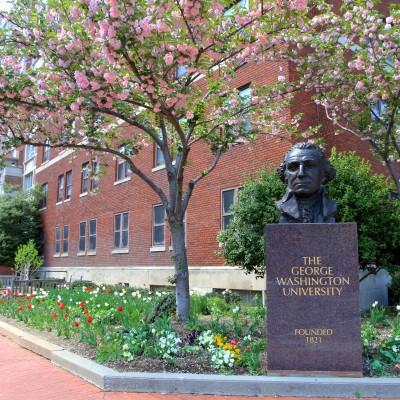 George Washington University Organization Calls Israel 'Apartheid State,' Denounces 'Zionism'