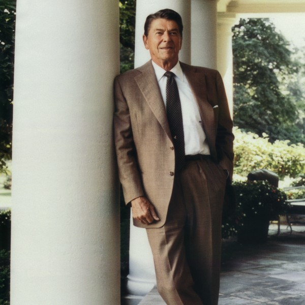 Reagan Poster 2011