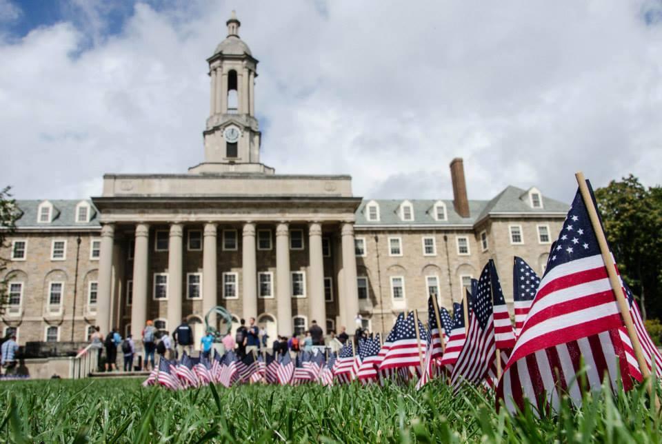 Penn State University 2014