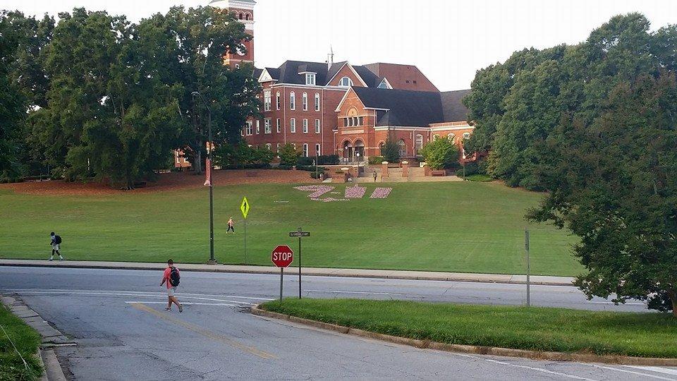 Clemson Univ 2014