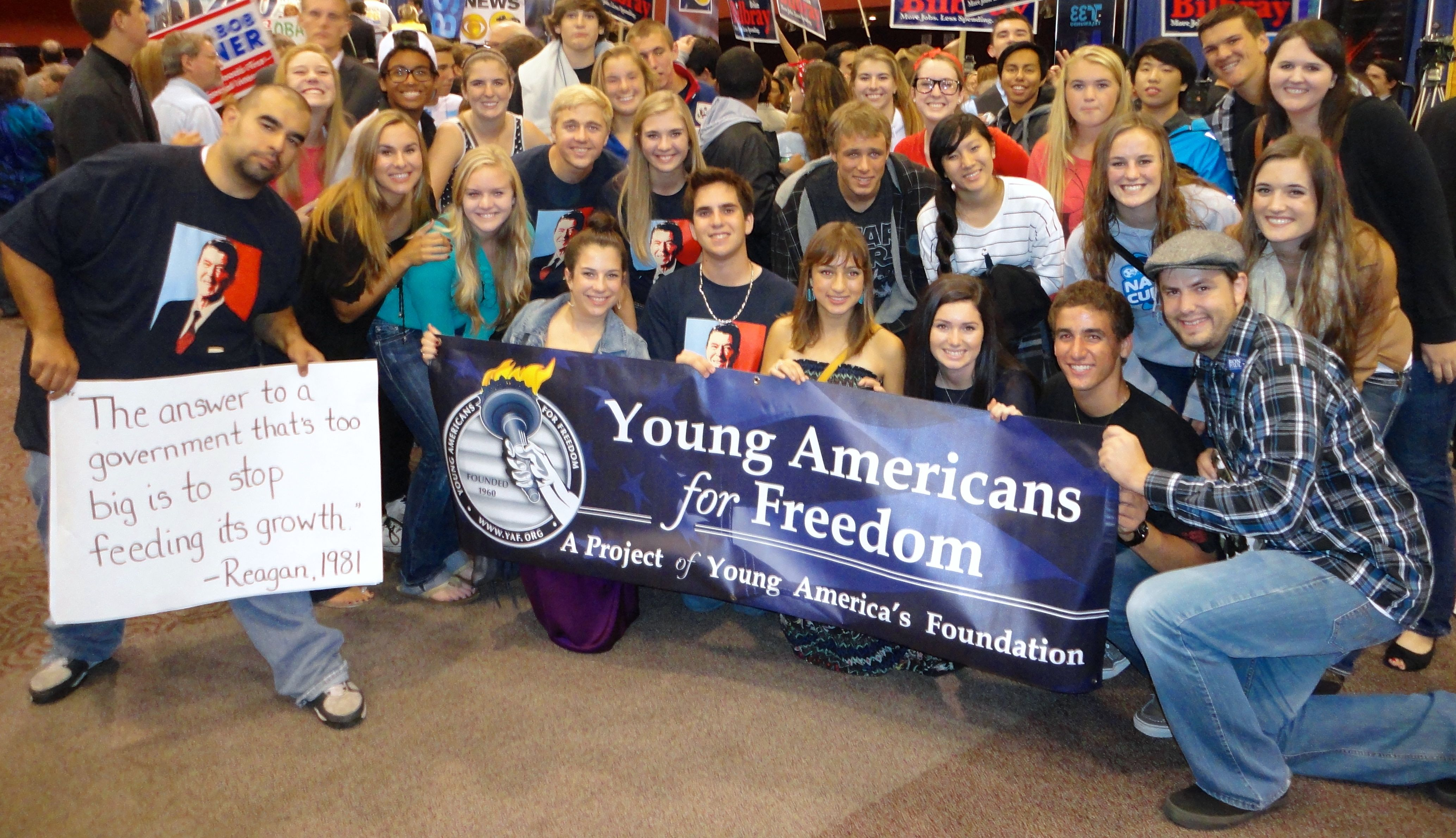 YAF at Christian High School
