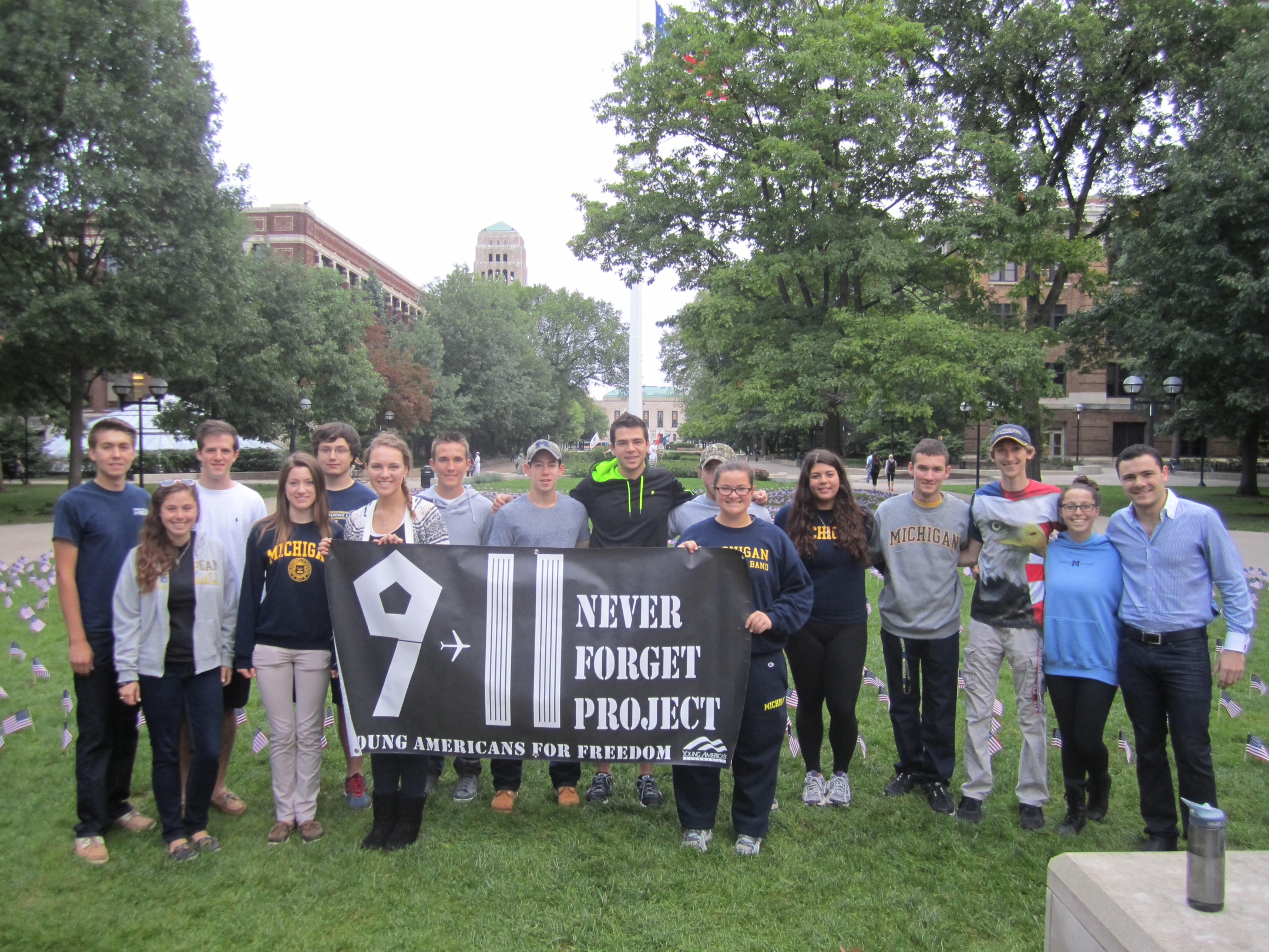 University of Michigan 2014
