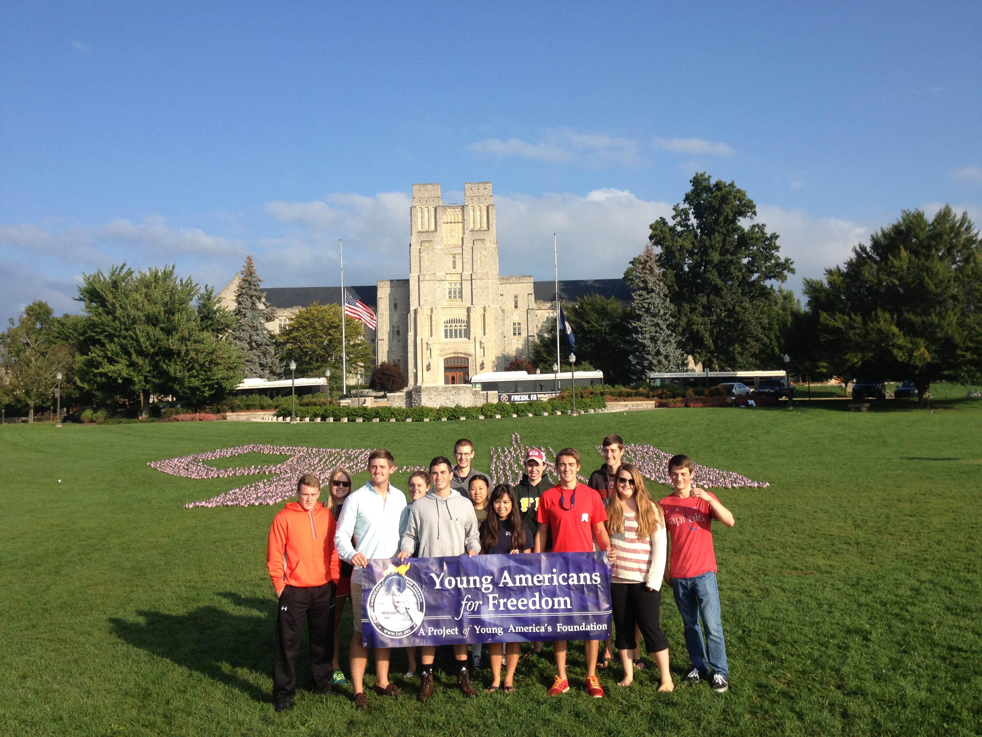 Virginia Tech 2014