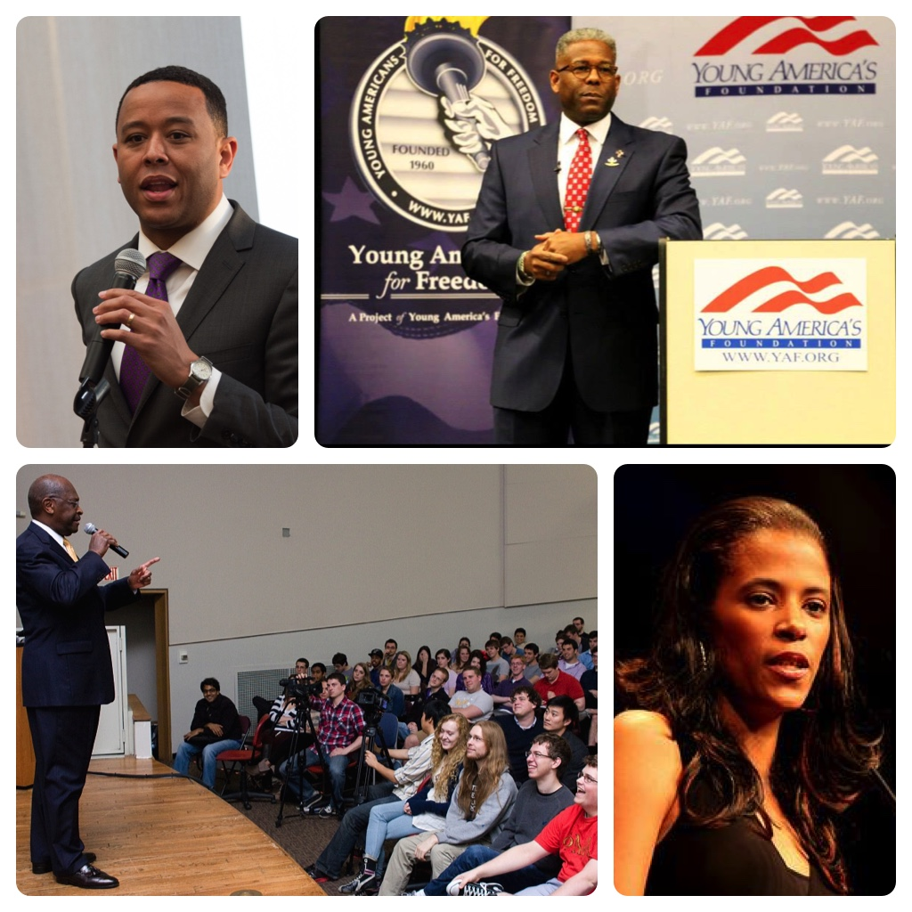 Black History Month Speakers