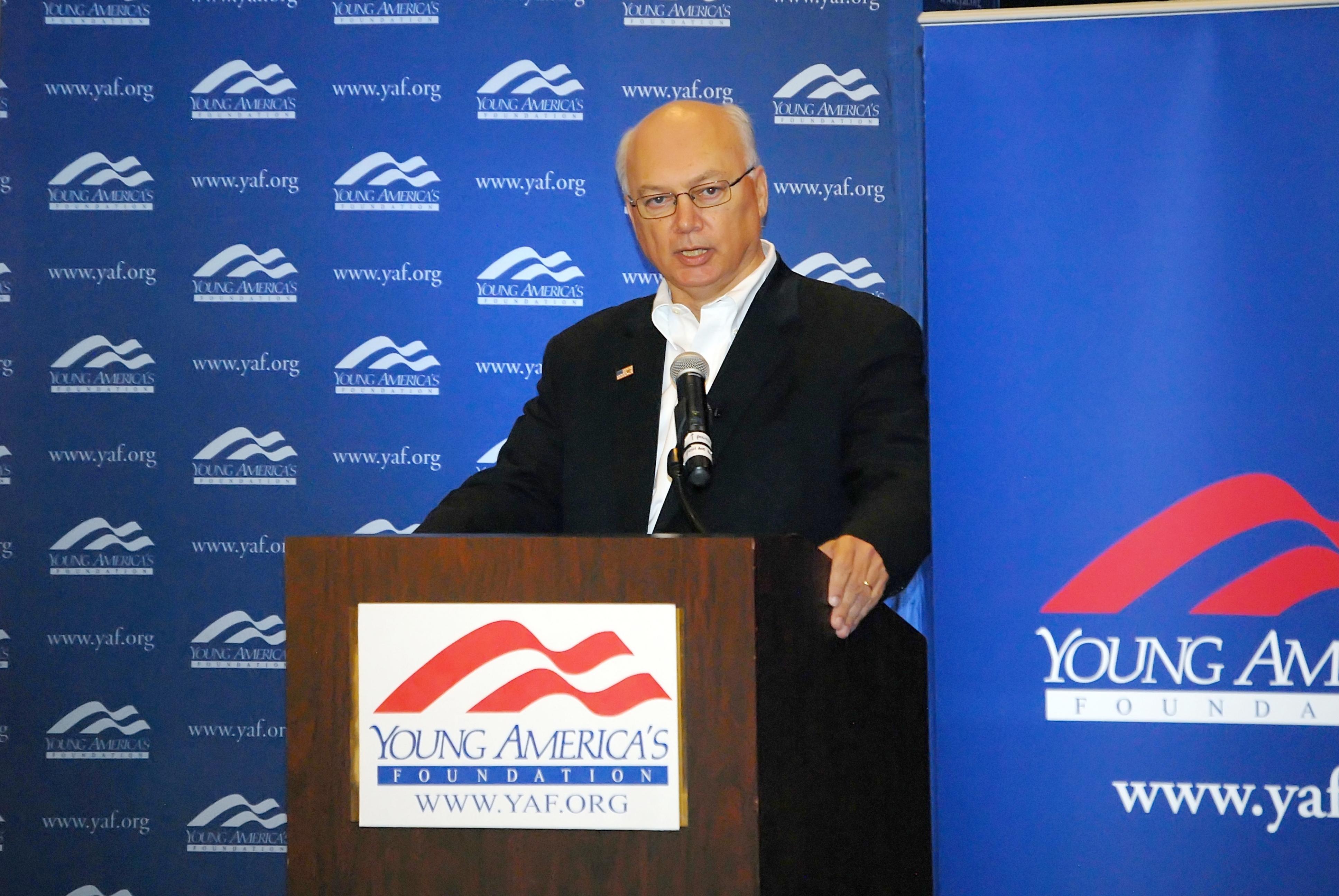 Ron Robinson Ohio Freedom Conference