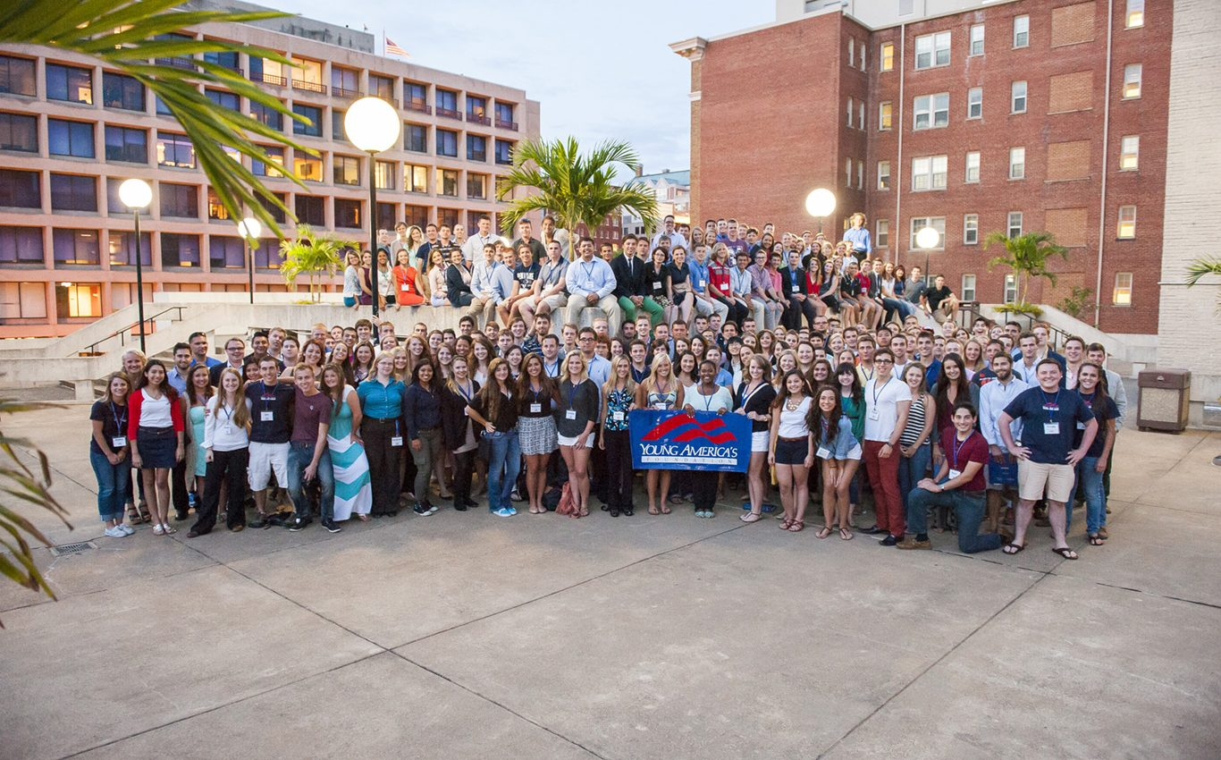<b>Watch YAF's Recorded Live<br>National Conservative Student Conference Online</b>