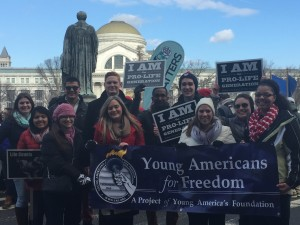 YAF March for Life