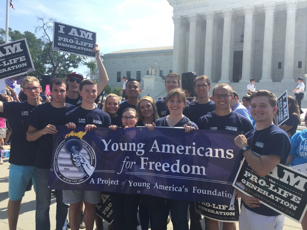 SCOTUS YAF Group