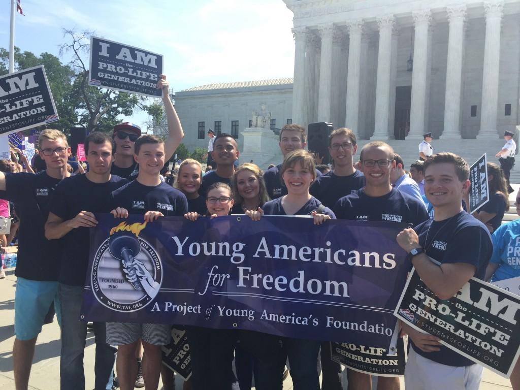 SCOTUS YAF Group