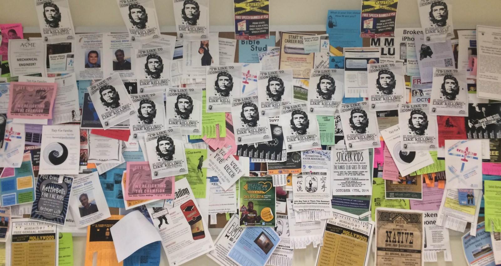<b>No More Che Day</b>