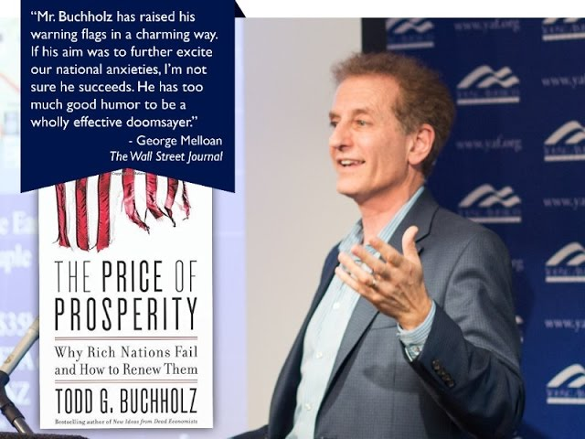 "book report for todd buchholz's new Watch video economist todd buchholz rails against what why rich nations may be their own worst enemy ""the price of prosperity"" is buchholz's downbeat new book."