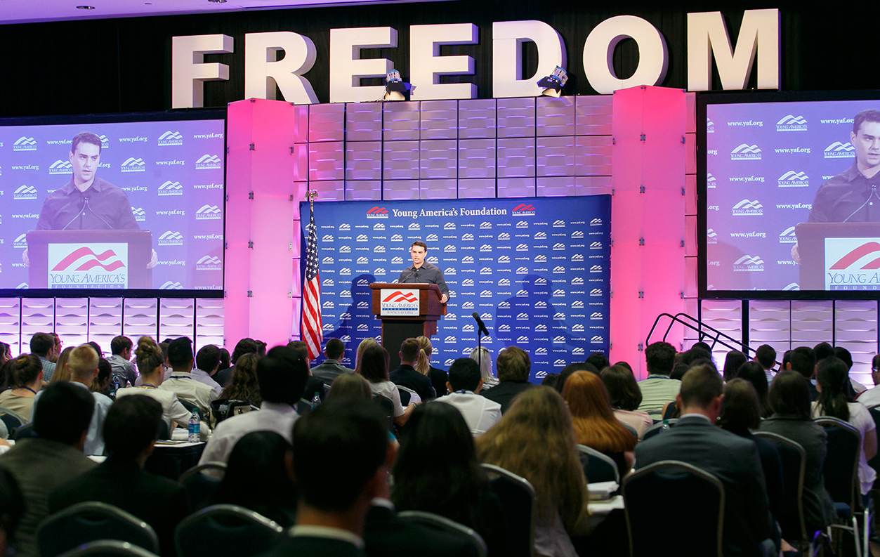 "<span style=""font-weight:bold;"">GET NOTIFIED ABOUT YAF'S UPCOMING 2017 CONFERENCES AND SEMINARS<span>"