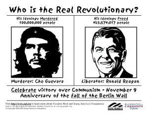 Who is the Real Revolutionary?