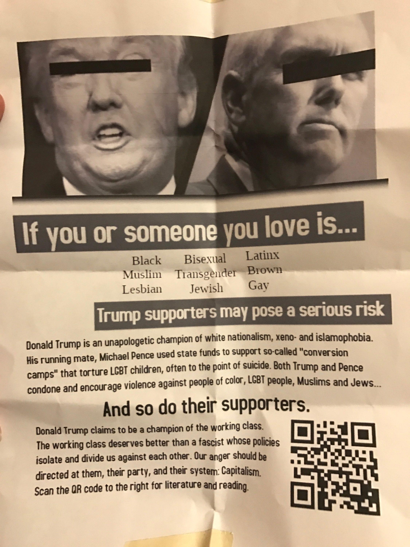 stmarys_trump_poster