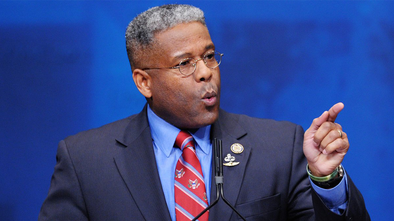 <b>Fred Allen <br>Lecture Series Presents:<br> Allen West LIVE <br>from Boston University</b>