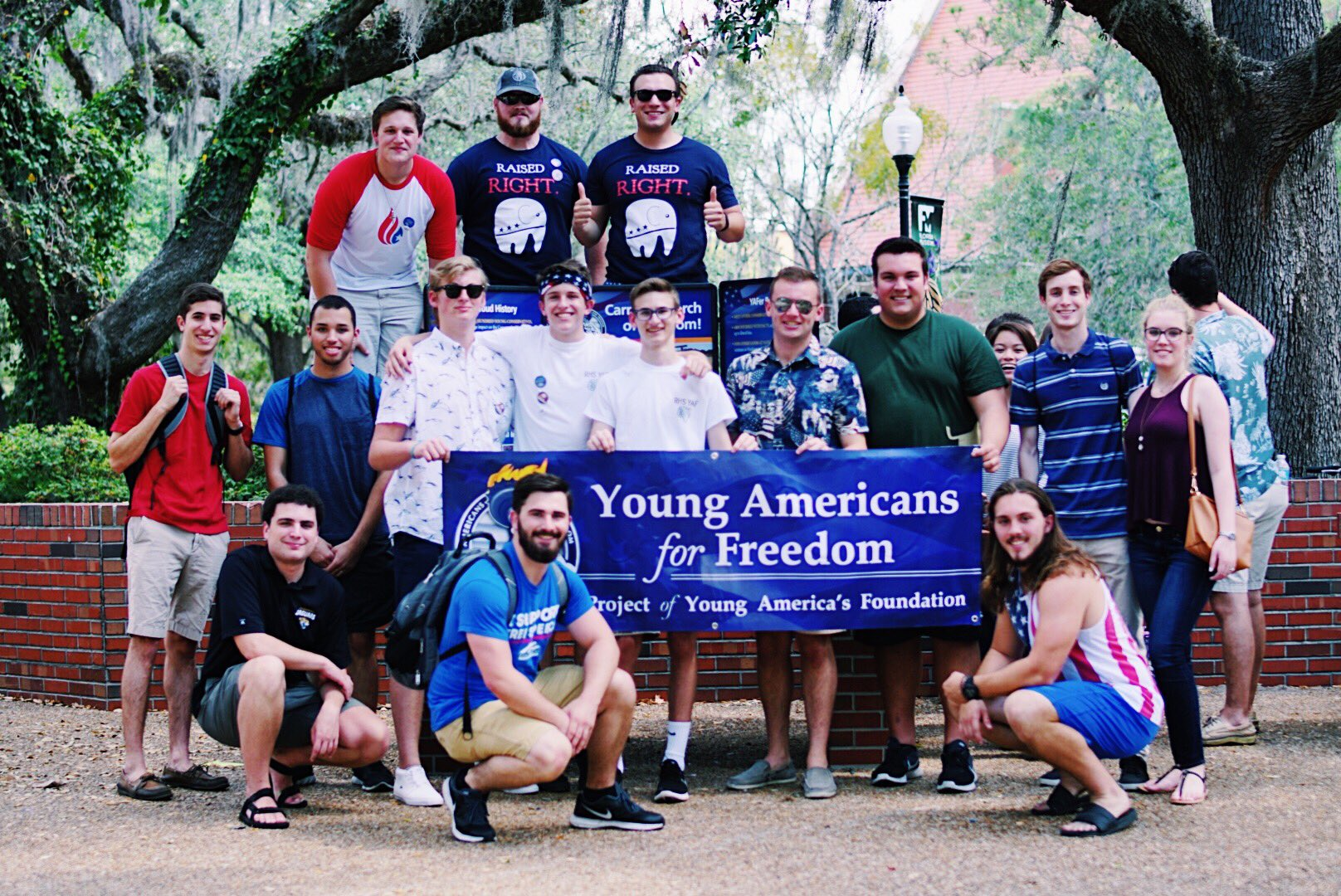 young americas foundation - HD 1616×1080