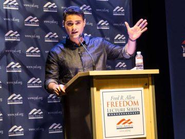 2,500+ Want To See Shapiro, Berkeley Says No