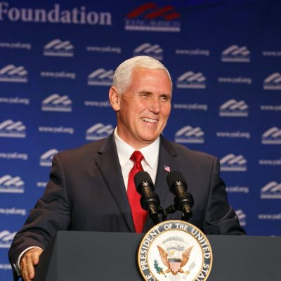Vice President Mike Pence Joins YAF as Ronald Reagan Presidential Scholar