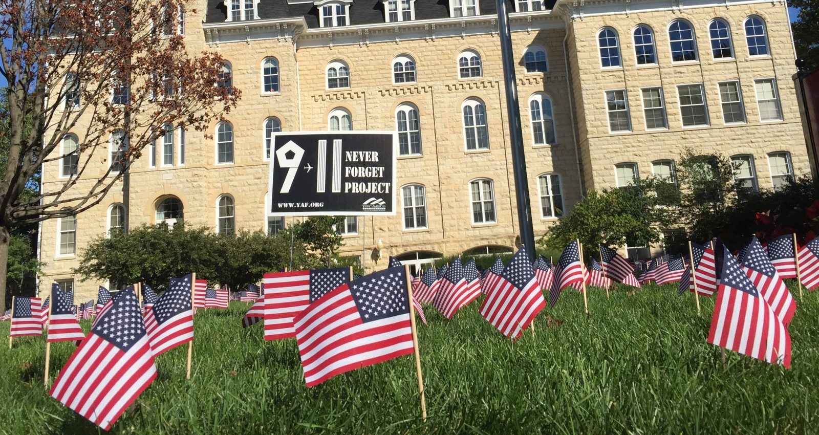 <b>Remember September 11</b>