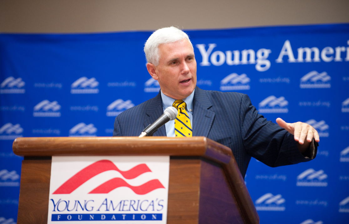 <b>Vice President<br> Mike Pence <br> To Address<br>39th Annual <br>National Conservative <br>Student Conference</b>