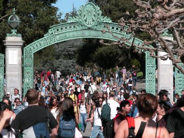 """UC Berkeley: Shapiro Might """"Engender Harm"""" for Some Students"""