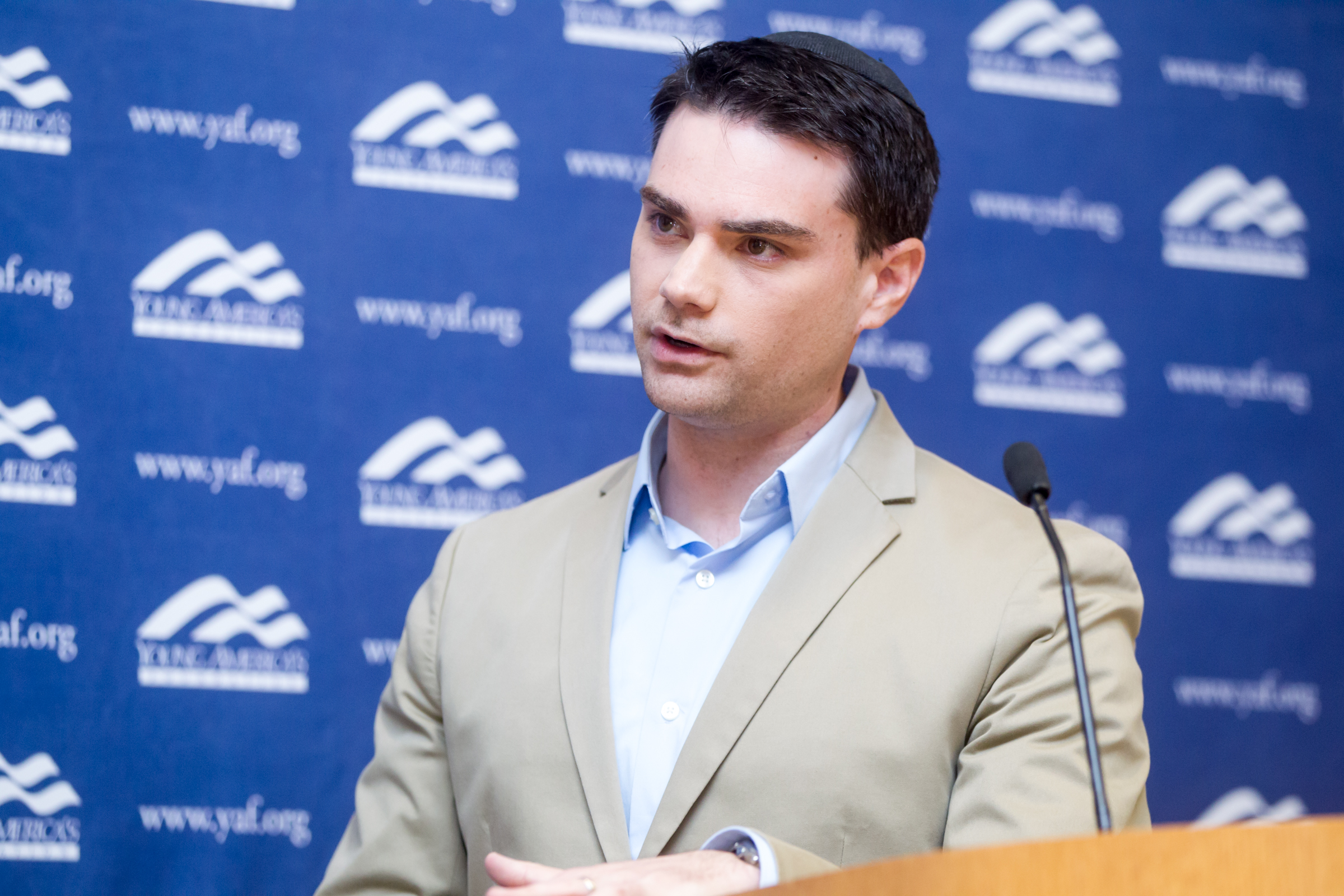 <strong>Announcing the 2018-2019<br> Ben Shapiro Speaking Tour</strong>