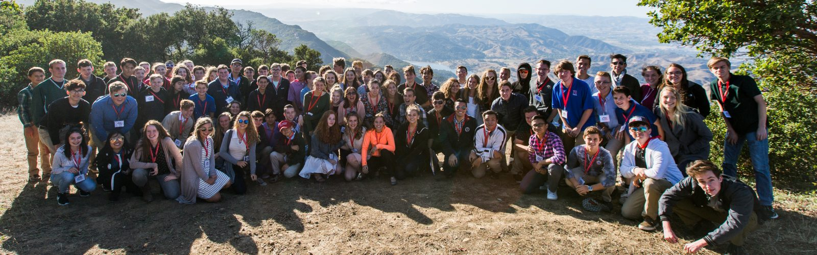 <b>The High School Conferences at the Reagan Ranch</b>