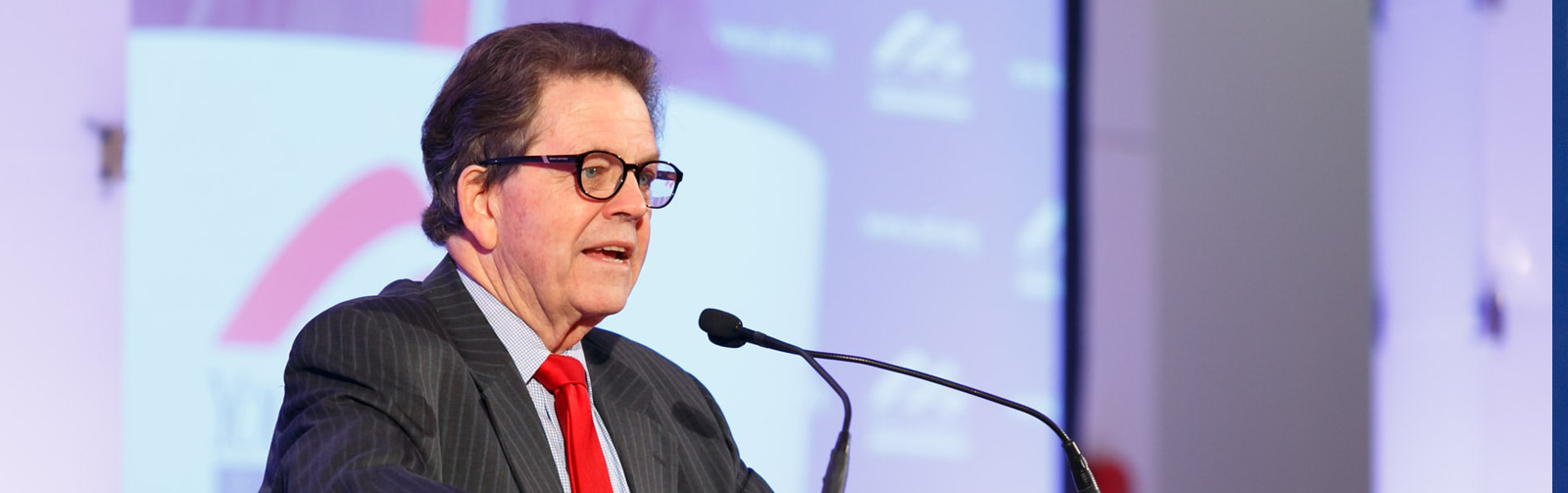"""<h1><strong>""""Father of Supply-Side Economics"""" Dr. Art Laffer Visits YAF National Headquarters January 29, 2019</h1></strong>"""