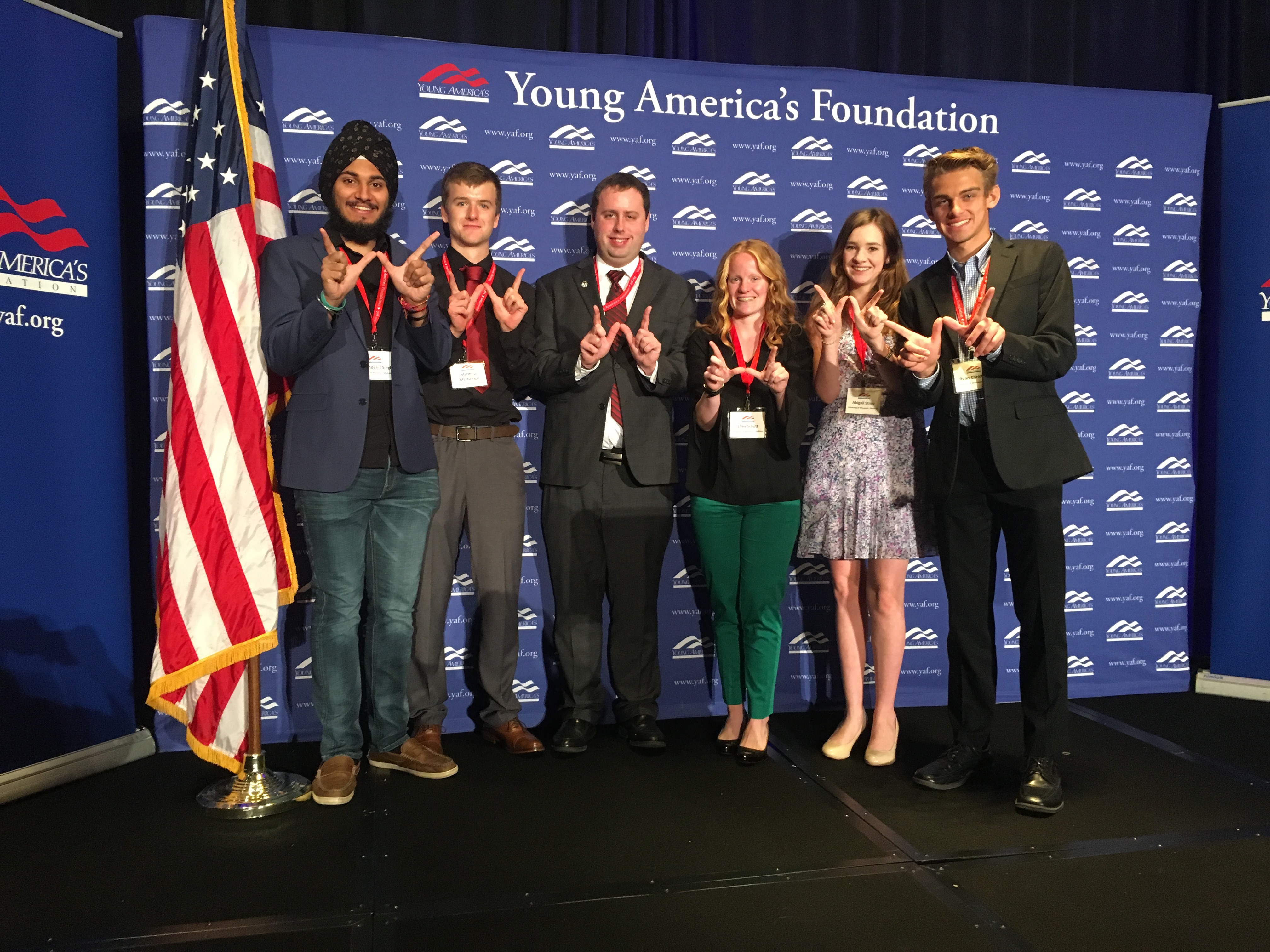 young americas foundation - HD 4032×3024