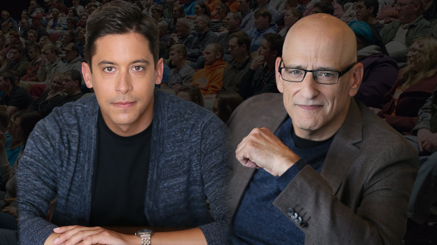 Image result for andrew klavan and michael knowles