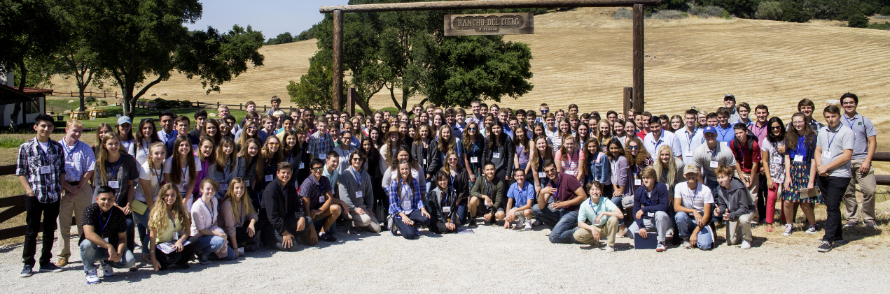 <h1><strong>The High School Conference at the Reagan Ranch</h1></strong>