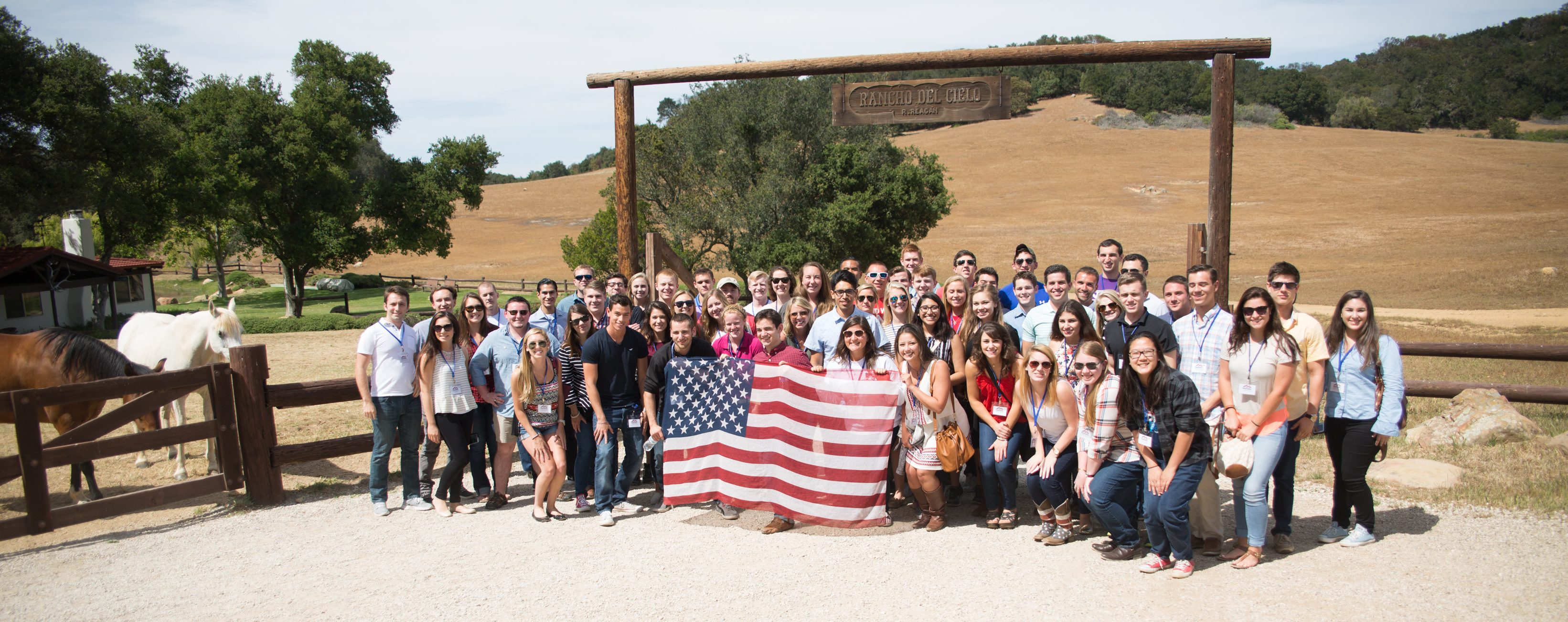 <br><br><h1><strong>Unforgettable Experiences: Attend A YAF Student Conference or Activism Training Seminar</strong></h1>