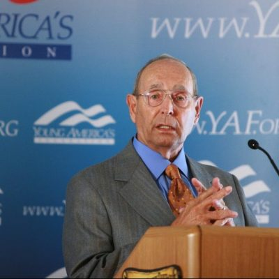YAF Statement On The Passing Of Richard DeVos