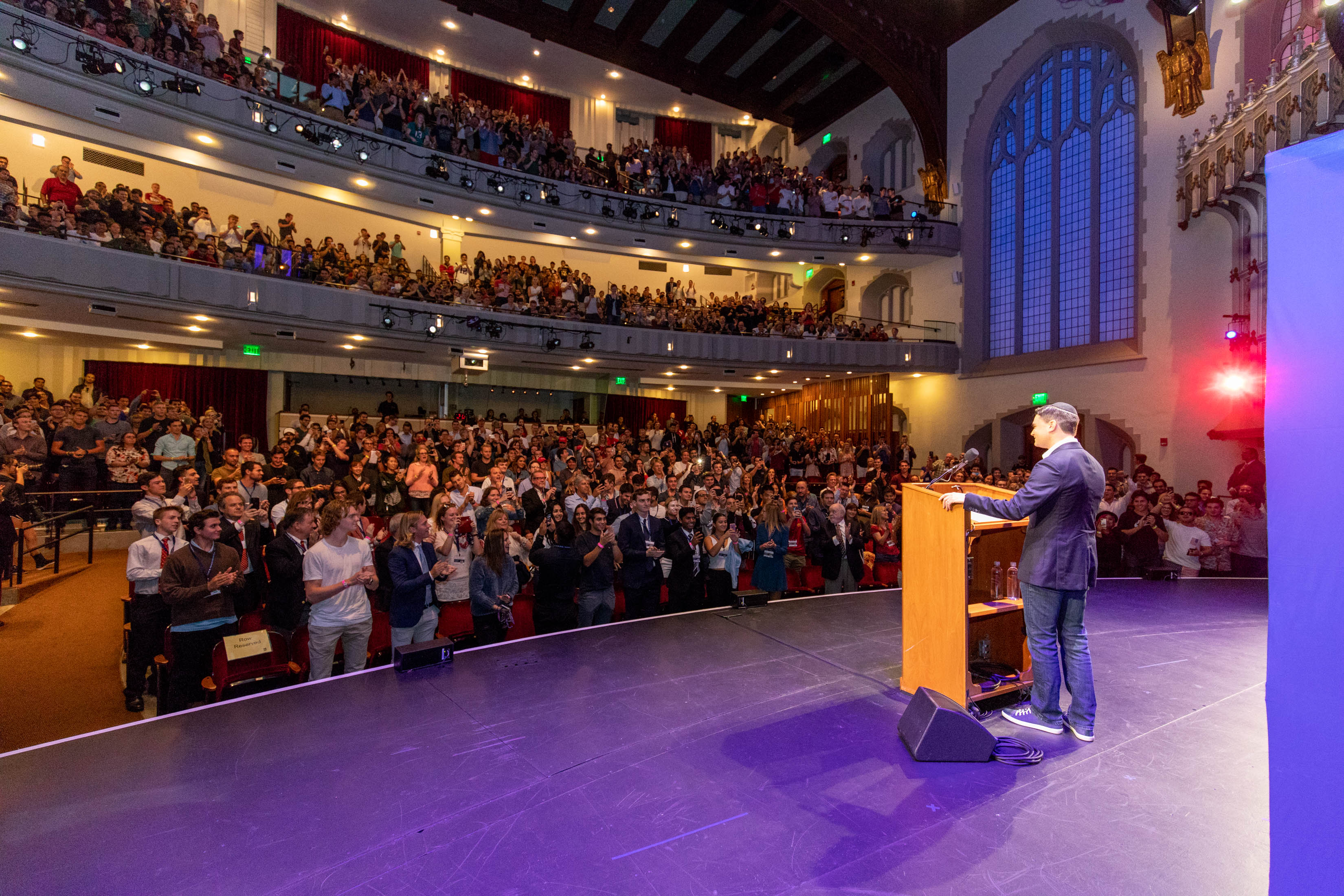 Here Are The Six Campuses Hosting Ben Shapiro This Spring