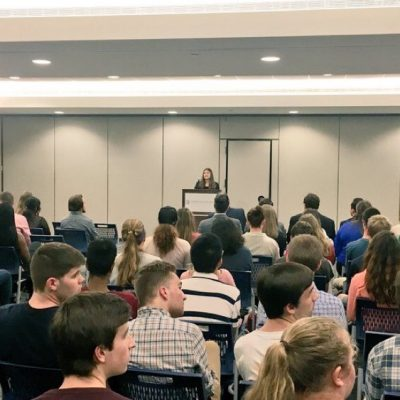 American University YAF Named September Chapter Of The Month