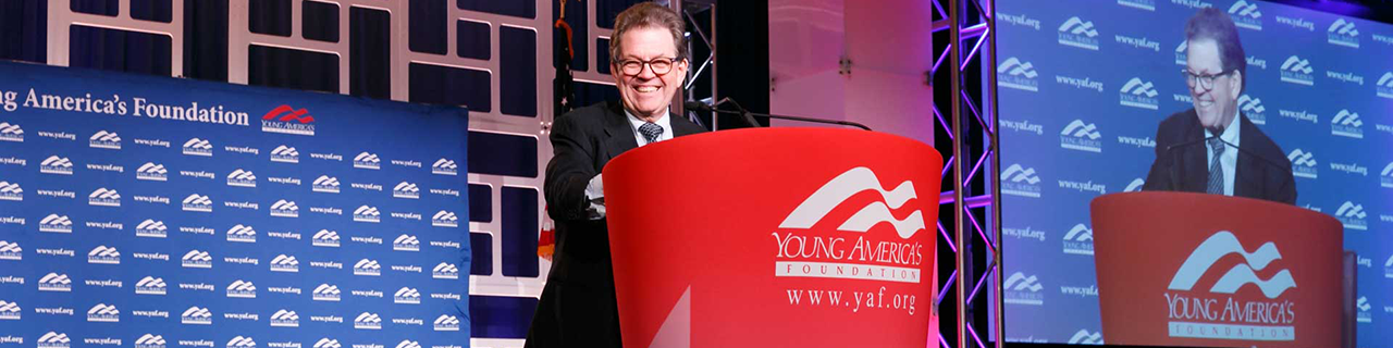 <b>Dr. Art Laffer<br>Wagner College, February 6</b>