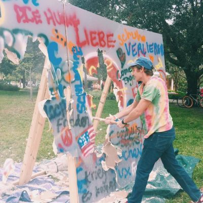 Freedom Week 101: Building (and Tearing Down) Your Berlin Wall
