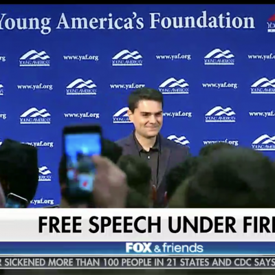 So You Wanna Host Ben Shapiro? The Ridiculous Hoops LMU YAF Has To Jump Through