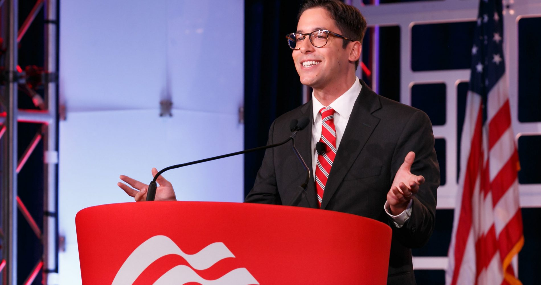 <h1><strong>Deadline August 1 <br>To Host Michael Knowles <br>On YOUR Campus</strong></h1>