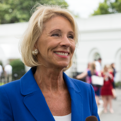 DeVos Plan For Education Freedom Scholarships Is A Step In The Right Direction