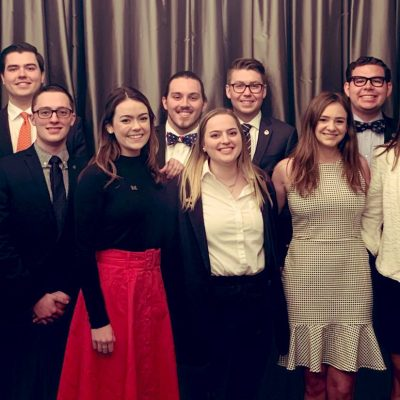 Meet The YAF Activists Joining President Trump For Today's Free Speech Executive Order Signing