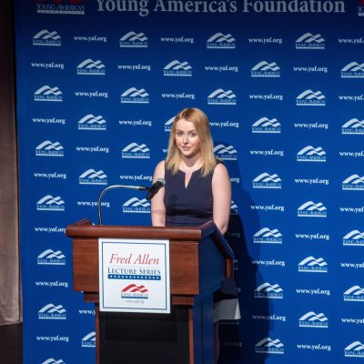 Kara Zupkus Joins Young America's Foundation's Headquarters Team