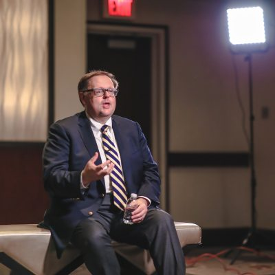 Free speech is for everyone ft. Todd Starnes
