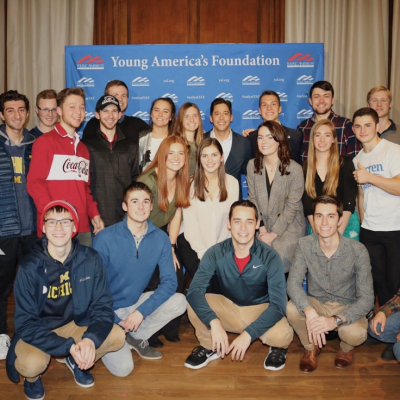 Chapter Of Distinction: University Of Michigan YAF