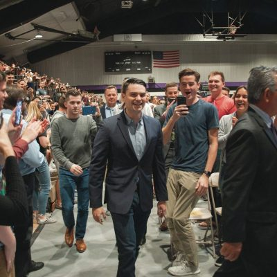 FIRST OF THE DECADE: Shapiro To Speak At UCF March 23