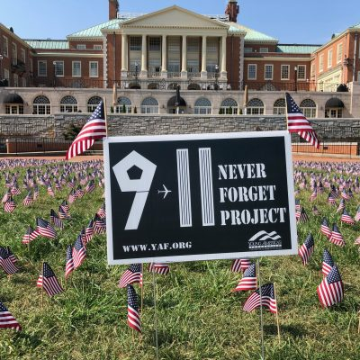 On the 20th Anniversary of 9/11, YAF Students Still Remember