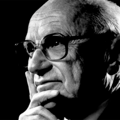 Happy Birthday to Milton Friedman!