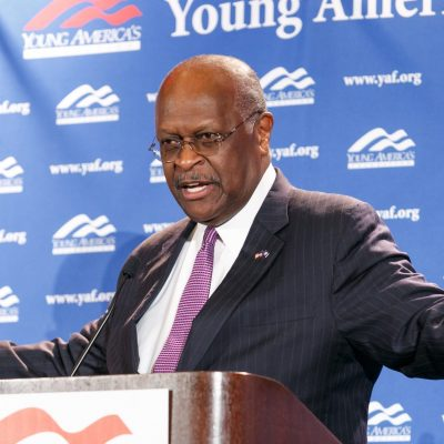 Rest in Peace Herman Cain